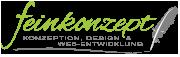 feinkonzept - Konzeption, Design & Web-Entwicklung